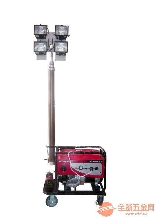 SFW6110B升降移动照明车移动照明车价格移动照明