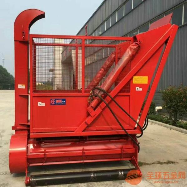 秸秆回收机 自卸式秸秆青贮回收机 秸秆粉碎青储收割机