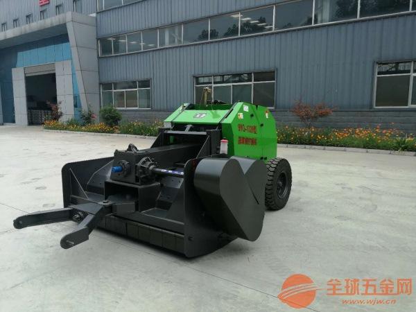 优质厂家提供秸秆打捆机玉米秸秆青储打捆机_新阳机械