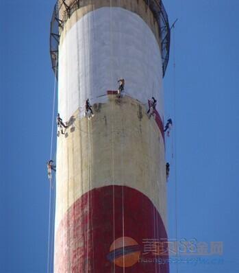左权县烟囱安装转梯单位重在回访