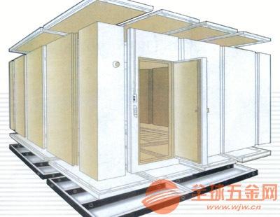 庄河食品医药冷库安装公司//冷库板冷库门厂家