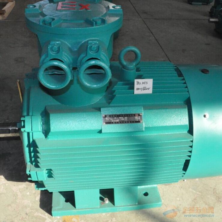 节能防爆YB3-315L1-4-160KW隔爆型电动机