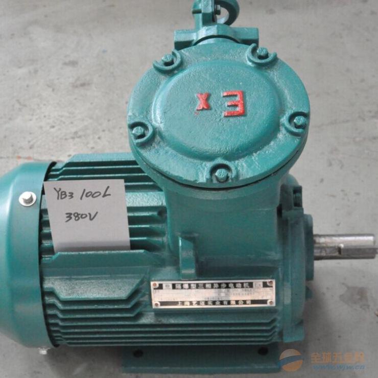 隔爆型电动机 YB3-200L-4-30KW防爆电机参数