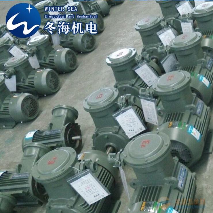 隔爆型电动机YB3-160M-4-11KW 高效节能防爆