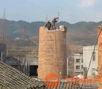 德宏傣族景颇族自治州专业拆除锅炉烟囱哪家公司比较好