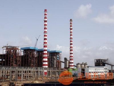 景德镇砖混烟囱拆除公司实景图片