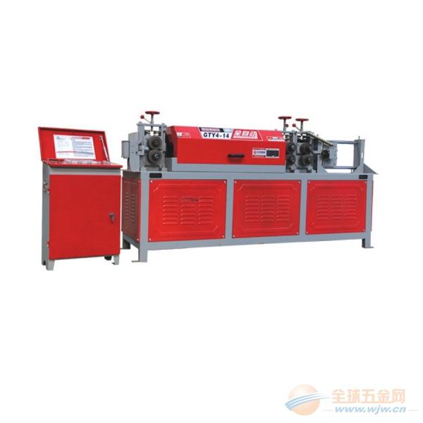 钢筋和预应力机械 GTY6-14A液压调直机