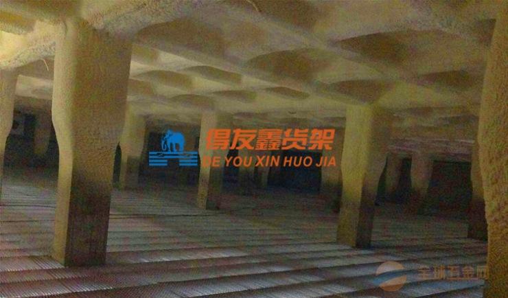 上海重型货架厂定做优选上海著名品牌得友鑫