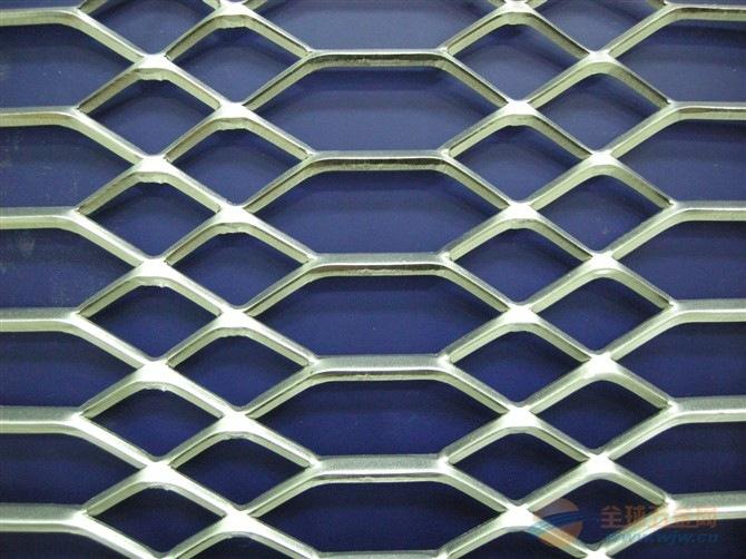 高品质吊顶铝板网,吊顶铝网板,吊顶铝菱形网