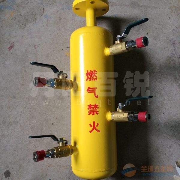 济南碳钢集气包生产厂家