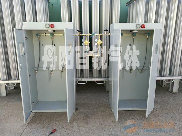 氢气带气瓶柜汇流排厂家专业生产技术
