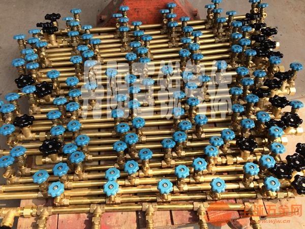 超高压压缩空气汇流排救生装置江苏实力老厂