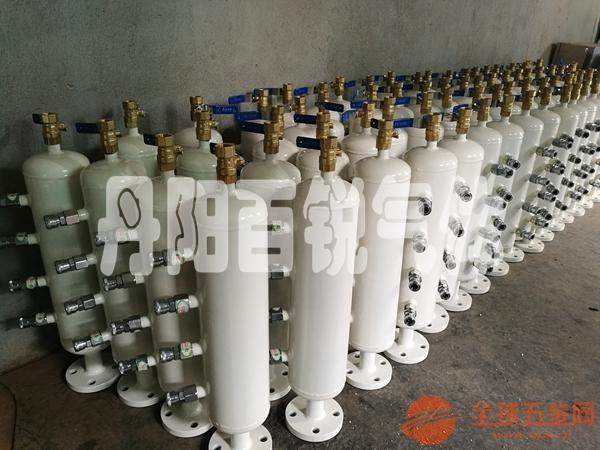 丹阳二氧化碳集气包/分气包优质供应厂家价格合理