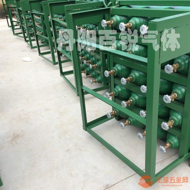 哪儿生产紫铜氢气钢瓶集装格
