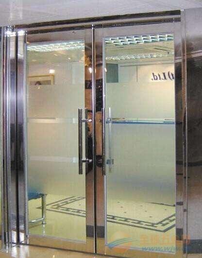 玻璃防火门1800*2400-上海玻璃防火门生产厂家