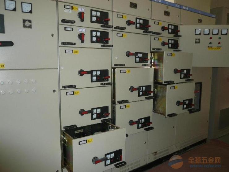 配变电室电路结构图