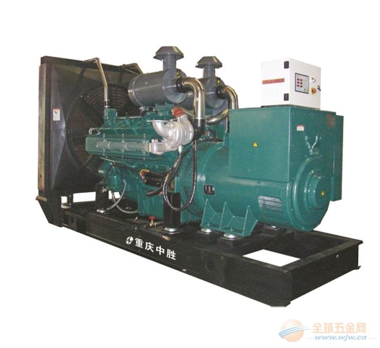 中顺供应180KW无锡动力柴油发电机组WD129TAD19