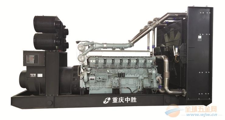 海南中顺三亚三菱柴油发电机组-日本原装三菱发电机组