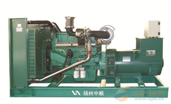 50KW玉柴柴油发电机组YC4D85Z-D20