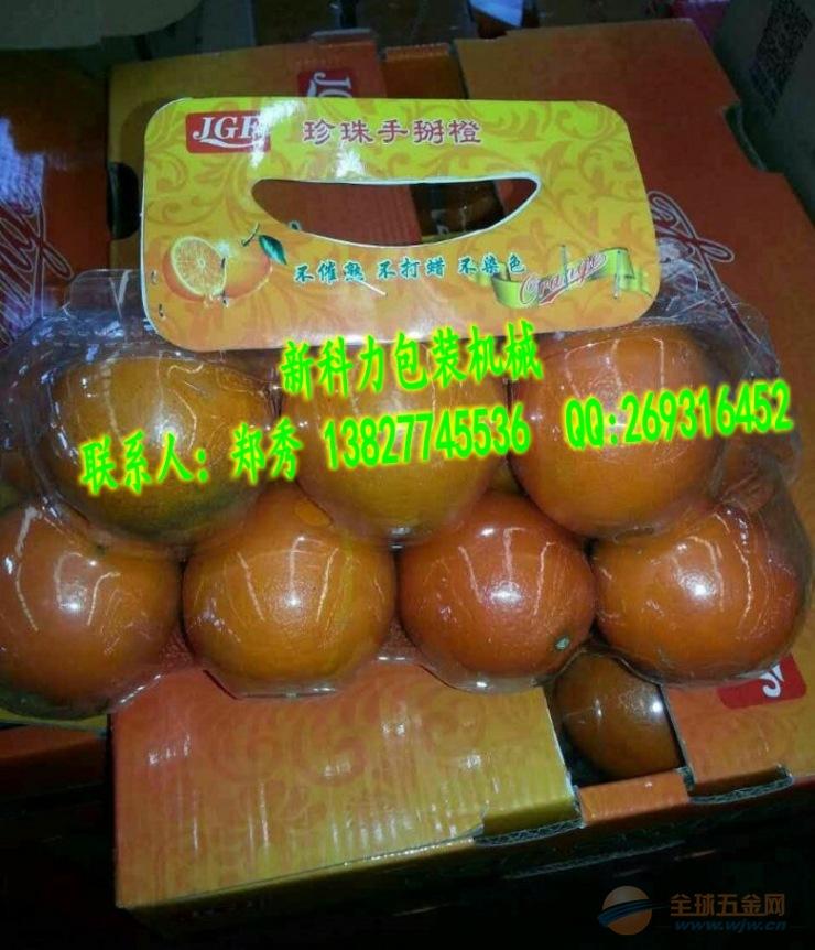 福建芦柑自动包装机