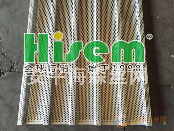 海森建筑防护网片,钢板防护网片,冲孔防护网片