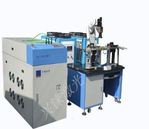机械手臂激光焊接机