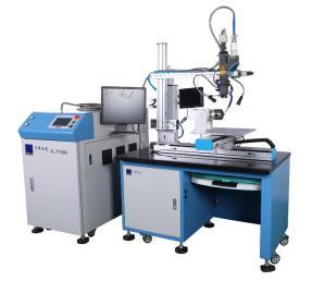连续纯光纤激光焊接机