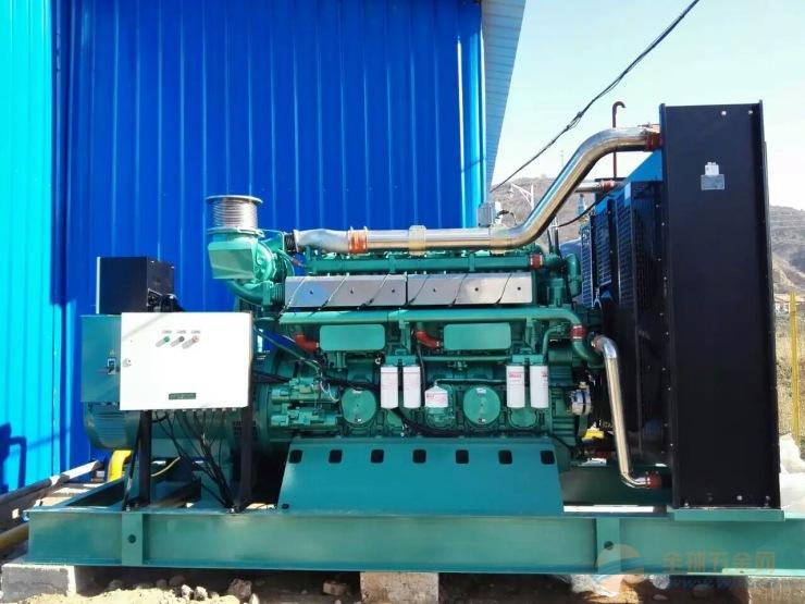 江西沼气发电机