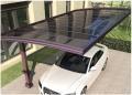 重庆聚碳酸脂板雨棚制作安装