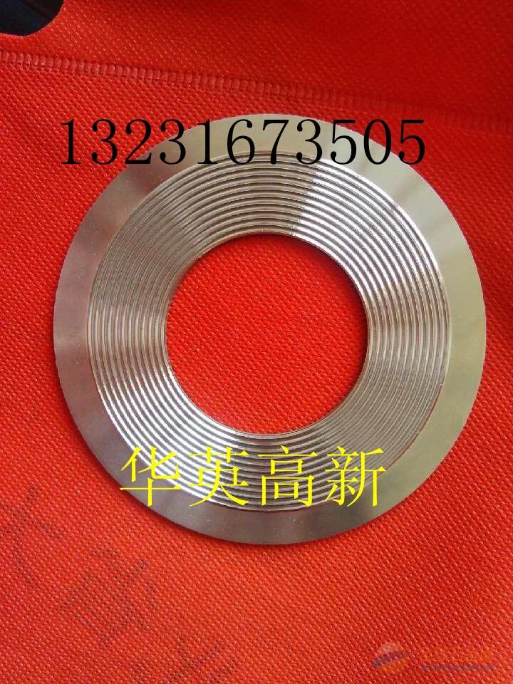 金属齿形垫片,不锈钢齿形垫圈性能和特点