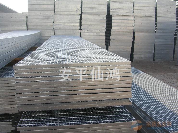 济宁热镀锌钢格栅板经销商,山东铁格栅厂家,热镀锌钢格板价格