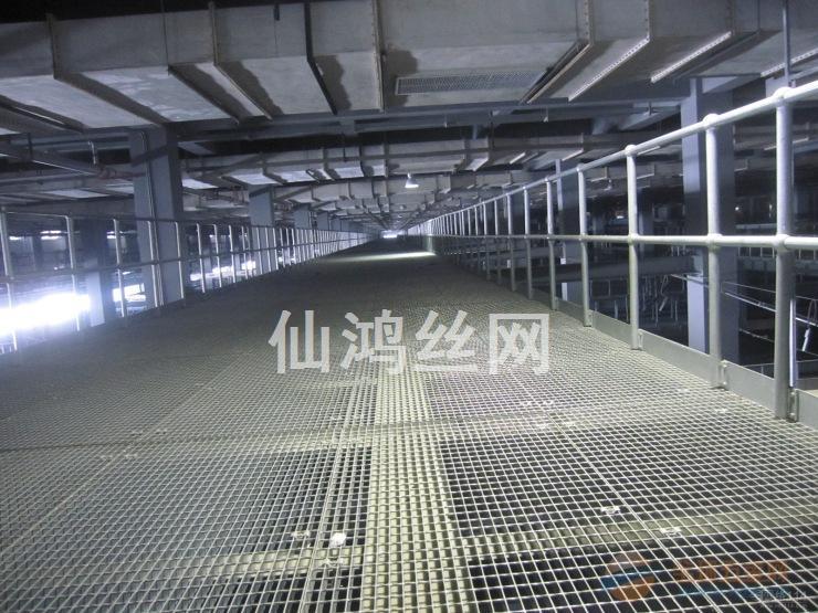 镀锌公棚格栅地网厂家,公棚格栅价格,钢格板公棚格栅