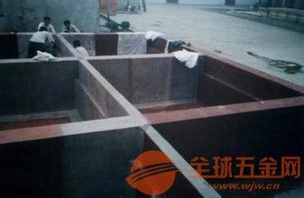 许昌承包污水池玻璃钢防腐施工