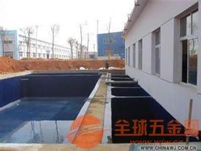 水池玻璃鋼防腐