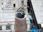 廣州磚煙囪拆除公司技術措施