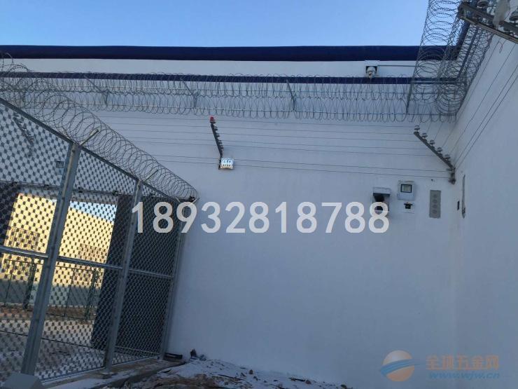 围墙加装刀刺网