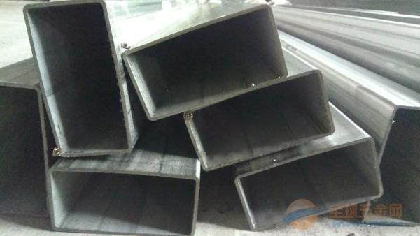304不锈钢40*60矩形管,表面拉丝。亚光面