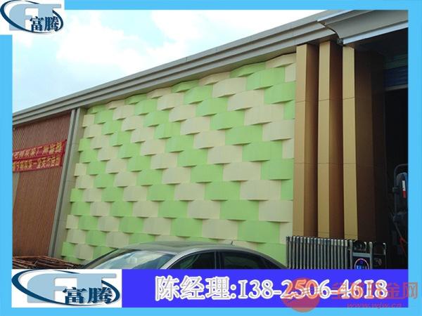 铝单板幕墙层次分明