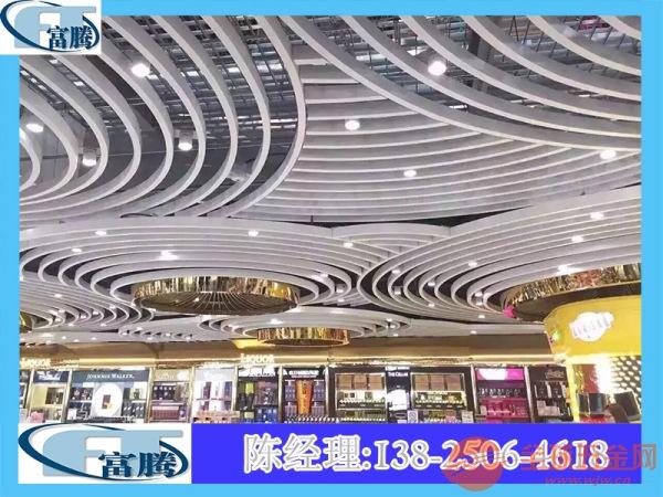 深圳异形铝方通吊顶厂家选材精良质量可靠