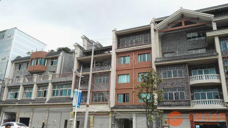2016、5月贵州省乌当区东凤镇特色小镇改造工程