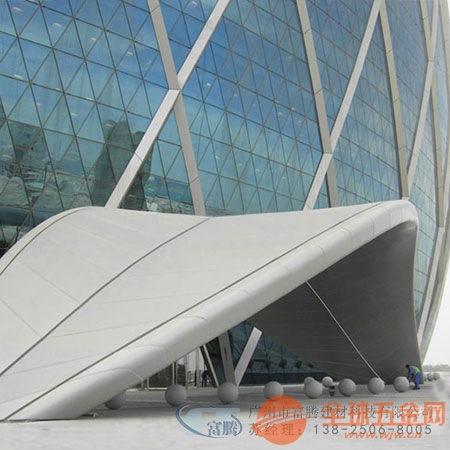 大型建筑造型铝单板优质供应商