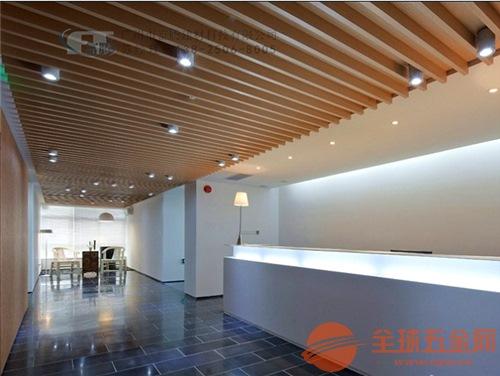 广州优质铝方通吊顶厂家 铝方通规格齐全