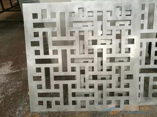 广东铝窗花合金定制