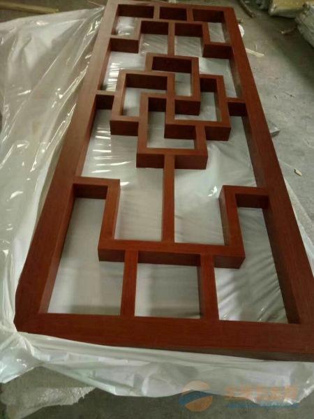 广州吊顶铝窗花生产定做