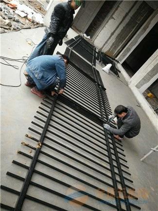 锌钢护栏厂家山东连云港选购锌钢护栏山东连云港锌钢护栏款式