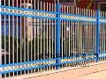 安徽淮北道路锌钢护栏厂家直供送货上门、塑钢草坪围栏低价销售