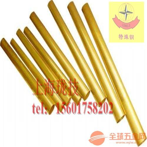 进口QA110-3-1.5铝青铜出厂硬度是多少