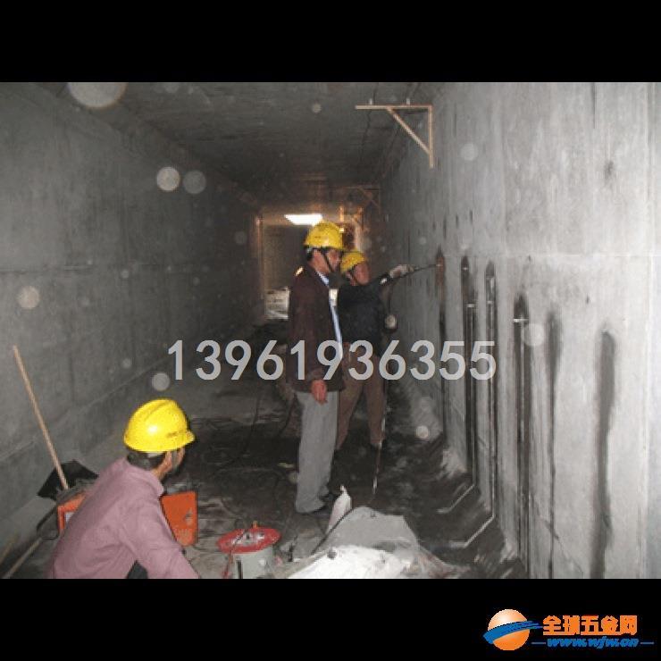 汉中水泥烟囱堵漏施工方案