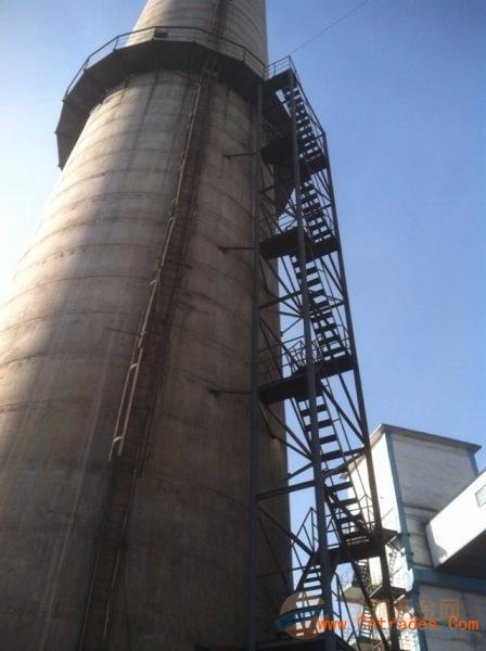 自贡烟囱建筑公司烟囱新建烟囱防腐。
