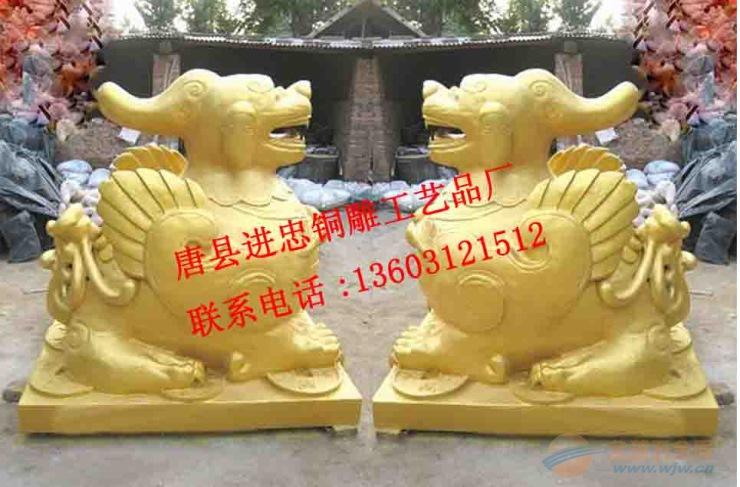 铜雕貔貅厂家,铜雕貔貅销售,铜雕貔貅价格